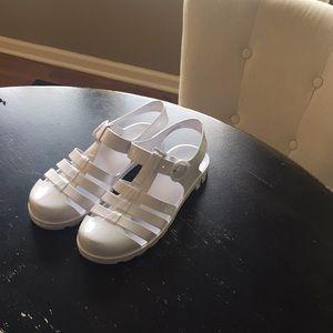 American Apparel sandals